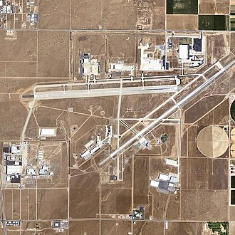 United States Air Force Plant 42 - Image: Palmdale Regional Airport California