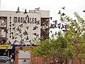 Palomas volando sobre el teatro Manizales - panoramio.jpg
