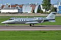 Panaviatic, ES-LVC, Learjet 60 (15836711443).jpg