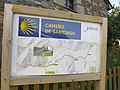 Panell indicador Camiño de Santiago a Pedrafita do Cebreiro.jpg