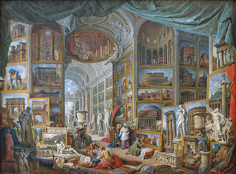 category ancient rome paolo pannini louvre version wikimedia commons