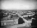 Panoraama Nikolainkirkon (nykyisen Tuomiokirkon) tornista länteen - N507 (hkm.HKMS000005-00000118).jpg