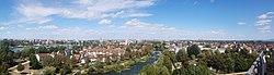Panorama Kehl-Straßburg Weißtannenturm 02.jpg