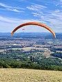 Paragliding in Tamborine Mountain, Queensland, Australia, 2020, 09.jpg
