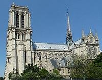 Paris, Cathédrale Notre-Dame de Paris, île de la Cité.jpg