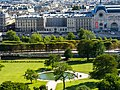 Paris 20130809 - Tuileries and Caisse des dépôts from Grande roue des Tuileries.jpg