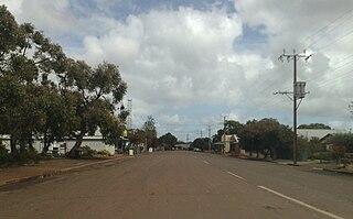 Parndana, South Australia Town in South Australia