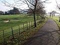 Path across Torre Abbey Meadows - geograph.org.uk - 1175834.jpg