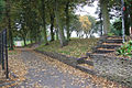 Pathway and Steps, Miners Welfare Park - geograph.org.uk - 583137.jpg