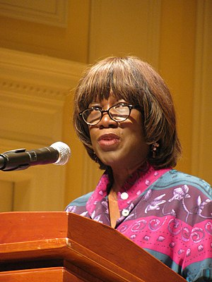 Patricia Smith (poet) - Smith reading at the Library of Congress