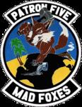 Patrol Squadron 5 (US Navy) insignia 2016.png