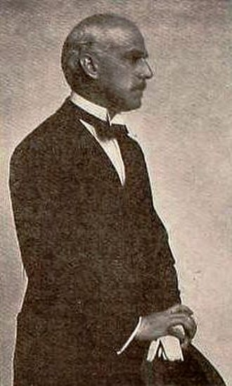 Paul Chalfin - Chalfin in 1920