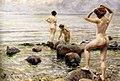 Paul Fischer Badende Kvinder (A Morning Dip).jpg