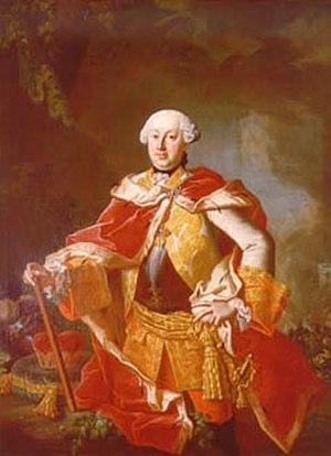 Paul II Anton, Prince Esterházy - Image: Paul II. Anton Książę Esterházy