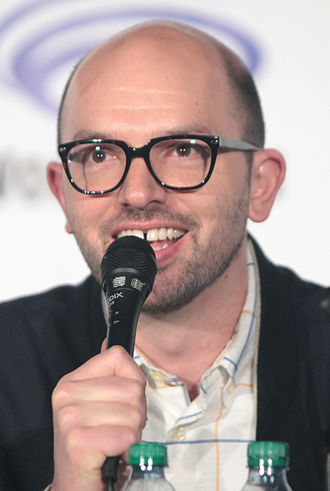 Paul Scheer - Scheer in 2016 WonderCon