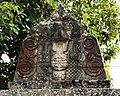 Pazo Urzáiz Cadaval, escudo do XVII.jpg