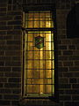 Peck Church building reopening Window Outside Shield.JPG