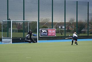 Penalty stroke