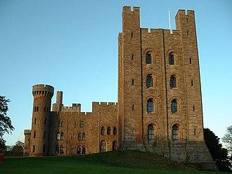 Thomas Hopper (architect) - Image: Penrhyn Castle geograph.org.uk 840572