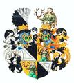 Perger zu Clam-Wappen 1585.png