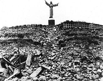 1970 Ancash earthquake - Image: Peru zemlyatrus