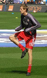 Peter Crouch Liverpoolissa