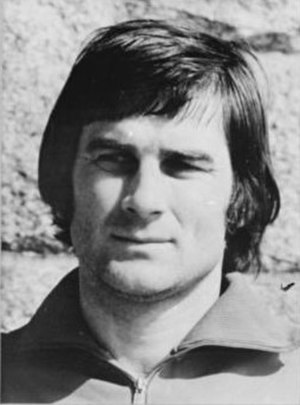 Peter Ducke - Ducke in 1974