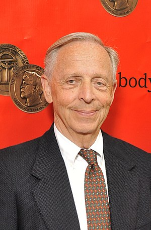 Peter Lassally - Lassally at the 69th Annual Peabody Awards in May 2010