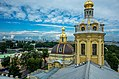 Peter and Paul cathedral gilded onion roofs (17838933513).jpg