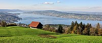 Pfannenstiel - Zürichsee - Richterswil - Wollerau - Etzel 2010-10-21 16-13-30