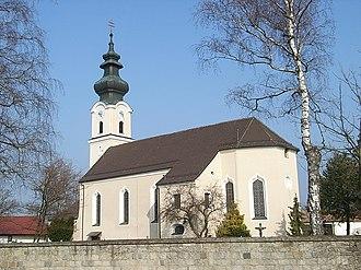 Neukirchen vorm Wald - Pfarrkirche Neukirchen vorm Wald