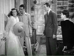 from the film The Philadelphia Story (1940)