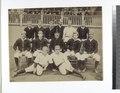 Philadelphia Baseball Club, 1887, Capt. Irwin, Maul, McGuire, Wood, Fogarty, Ferguson, Buffinton, Farrar, Gunning, H. Wright, Clements, Bastian, Mulvey (NYPL b13537024-56293).tiff