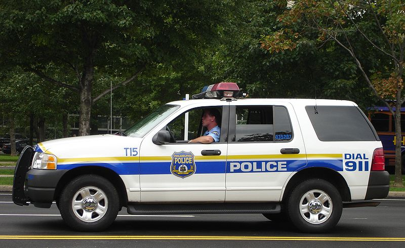 File:Philadelphia Police - man in SUV.jpeg