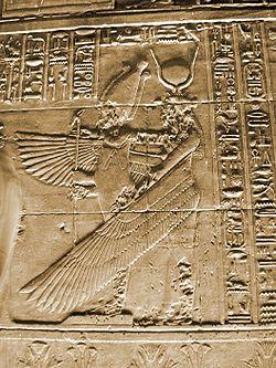 egyptisk hovedgud