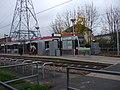 Phipps Bridge tram stop, SW19 - geograph.org.uk - 1051386.jpg