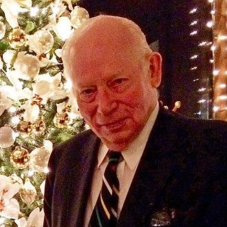 Steven Weinberg - Physics Nobel Laureate Steven Weinberg, December, 2014
