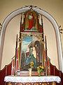 Piekary Śląskie, Kościół Matki Bożej Wspomożenia Wiernych w Dąbrówce Wielkiej 09.JPG