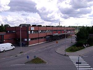 Pieksämäki railway station - Pieksämäki railway station