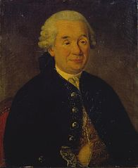 portrait of Pierre-Antoine-Claude Papion