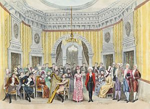The Tales of Hoffmann - The Olympia act, as staged at the 1881 première