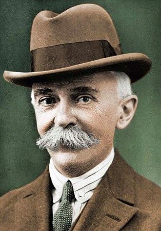Pierre de Coubertin - Image: Pierre de Coubertin Anefo 2