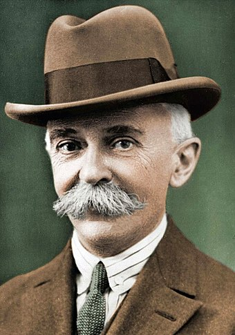 Pierre de Coubertin, father of the modern Olympic Games Pierre de Coubertin Anefo2.jpg