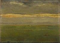 Piet Mondriaan - Evening landscape with cows - 0333471 - Kunstmuseum Den Haag.jpg