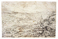Pieter Bruegel the Elder - ca. 1552 - Mountain Landscape with Ridge and Valley.jpg