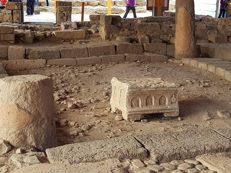 מגדלא - מגדל בית כנסת עתיק