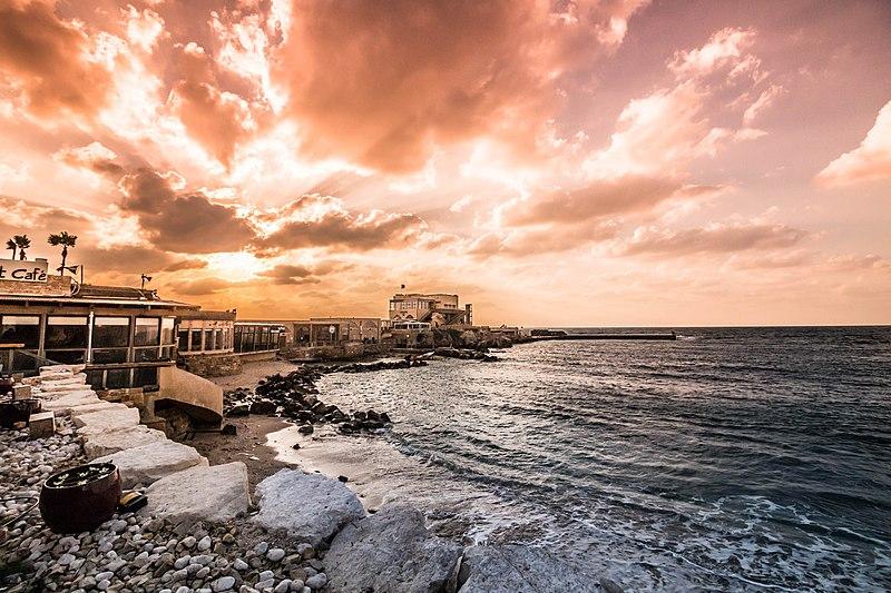 נמל קיסריה