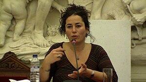 Français : Pinar Selek. Conférence à la mairie...