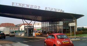 Pinewood Studios - Pinewood Studios gateway