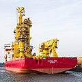 Pipelaying ship Sapura Rubi - IMO 9702766 - moored in Heysehaven, Rotterdam-8290.jpg